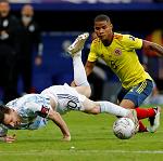 Сборная Колумбии с Барриосом по пенальти проиграла Аргентине в 1/2 финала Кубка Америки-2021