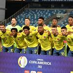 Сборная Колумбии c Барриосом начала Кубок Америки победой над Эквадором