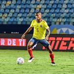 Сборные Колумбии и Венесуэлы сыграли вничью на Кубке Америки, Барриос провёл полный матч
