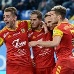 «Арсенал» обыграл «Зенит» и стал первым четвертьфиналистом Бетсити-Кубка России