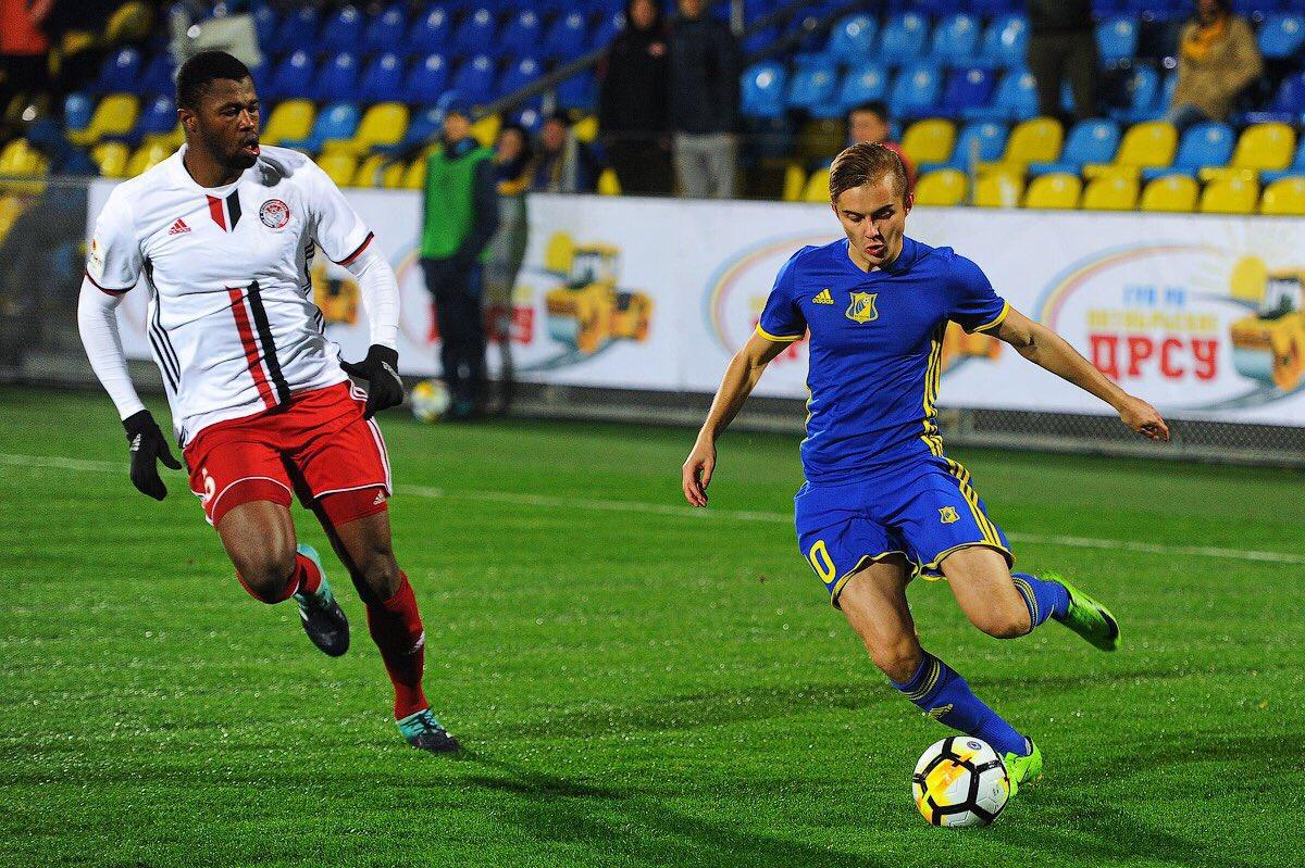«Амкар» превзошел «Ростов» в серии пенальти