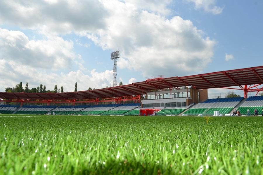 Стадион «Нефтяник» торжественно открыт в Уфе