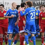 «Динамо» сыграло вничью с «Актобе» на сборе в Турции