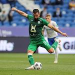 «Рубин» обыграл «Динамо», Деспотович забил третий мяч за две игры