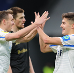 «Динамо» одержало крупную победу над «Уфой»