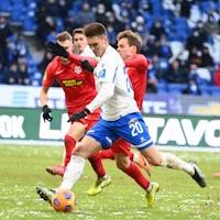 «Динамо» дома обыграло «Тамбов»