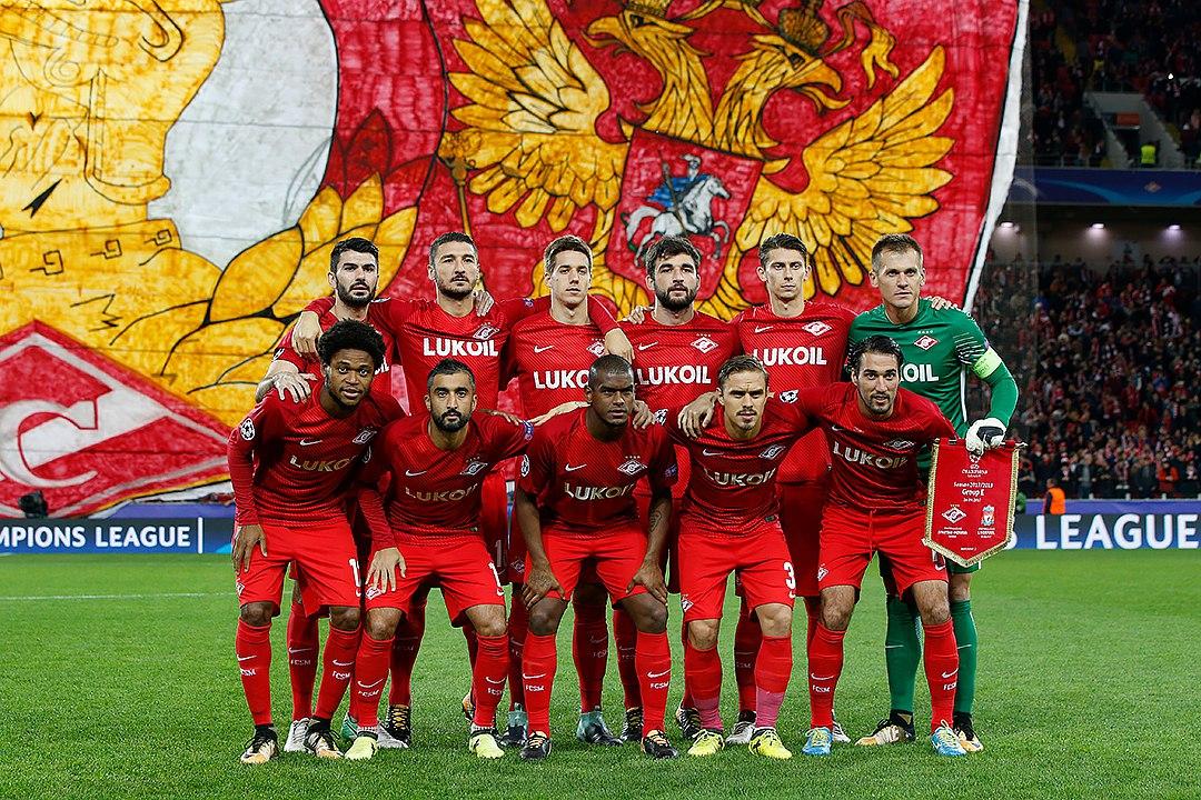 «Спартак» уверенно противостоял «Ливерпулю»