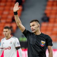Алексей Сухой рассудит «Динамо» и «Рубин»
