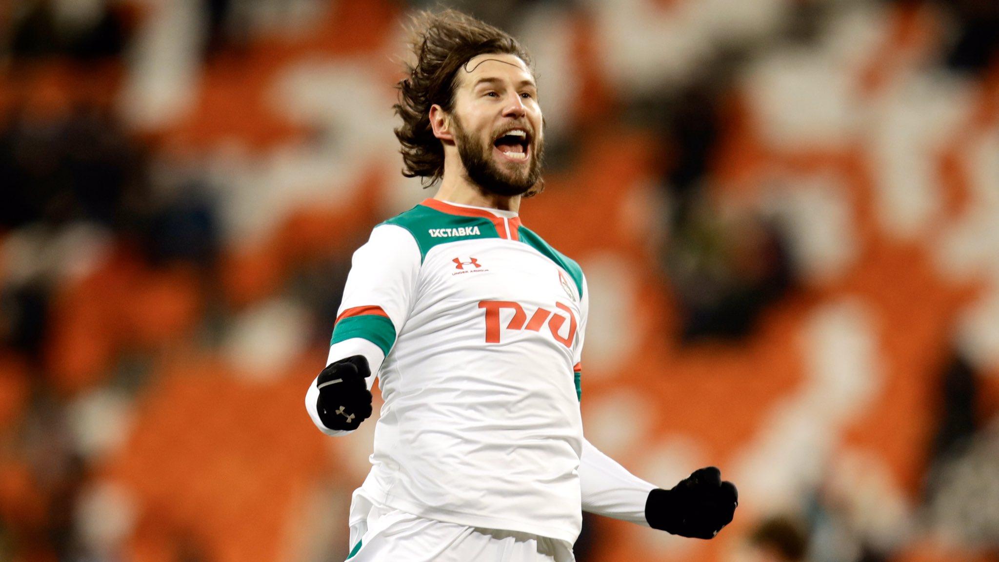 Крыховяк принес победу «Локо» в матче с «Тамбовом»
