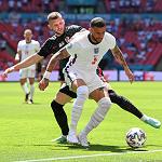 Сборная Англии обыграла Хорватию на Евро-2020, Влашич сыграл 20 минут