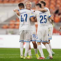 «Динамо» переиграло «Урал» в Екатеринбурге