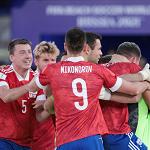 Российская сборная по пляжному футболу – трёхкратный чемпион мира!