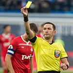 Роман Галимов рассудит «Енисей» и «Спартак»