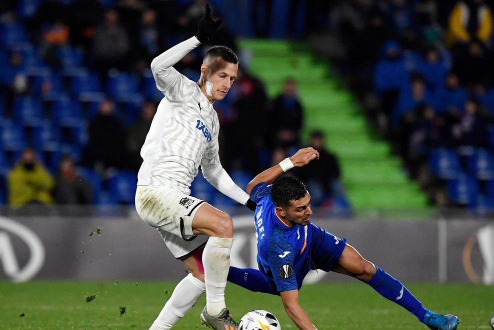 «Краснодар» не смог пройти в плей-офф Лиги Европы