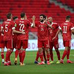 Сборная России обыграла Венгрию во втором туре Лиги наций