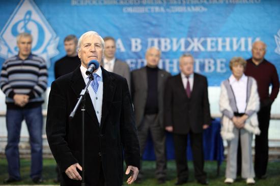 Поздравляем Виктора Царева!