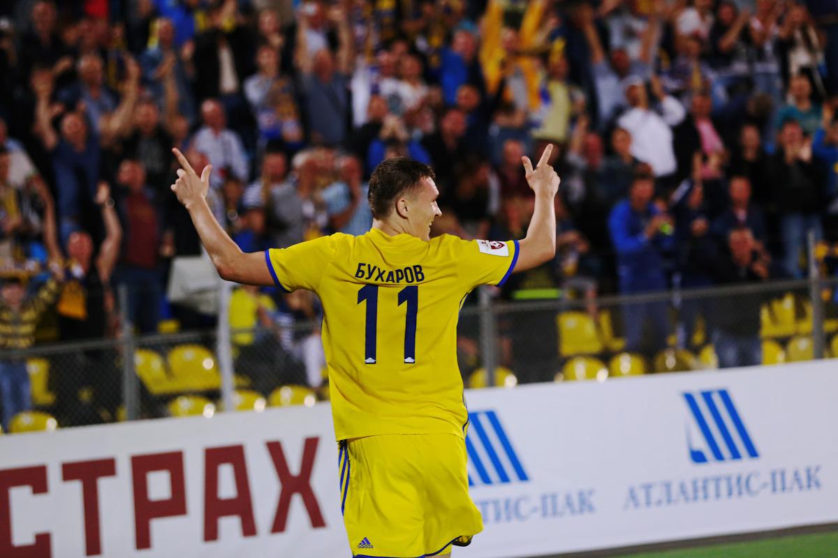 «Ростов» одержал победу в домашнем матче