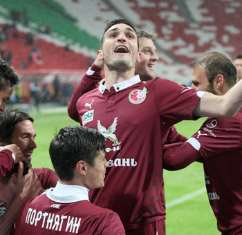 «Рубин» одержал победу над «Динамо»