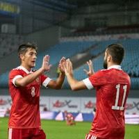 Молодёжная сборная России разгромила Мальту в отборе на Евро-2023