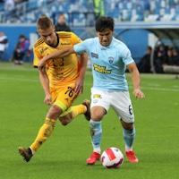 «Арсенал» в компенсированное время вырвал победу у «Нижнего Новгорода»