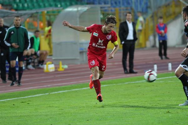 «Рубин» вышел в следующий раунд Лиги Европы
