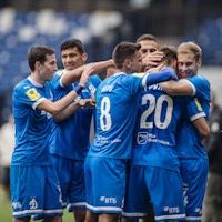 «Динамо» выиграло у «Рубина» и вернулось на второе место