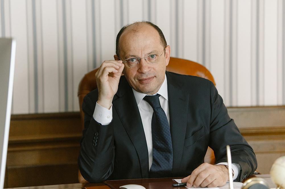 Сергей Прядкин переизбран на 5 лет
