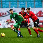 Голы Мирзова и Глушакова принесли «Химкам» победу над «Рубином»