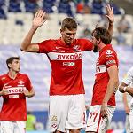 «Спартак» обыграл «Крылья Советов» благодаря голу Соболева