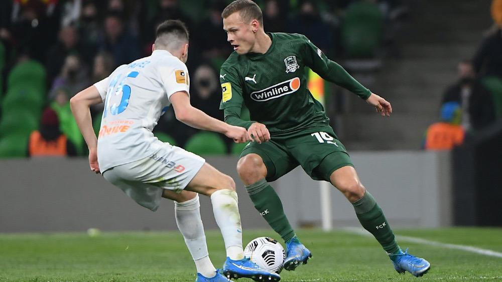 «Краснодар» и «Зенит» сыграли вничью, петербуржцы отыгрались с 0:2