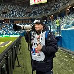 «На матчах бывает трудно сдержать эмоции». Как фотограф «Тамбова» занимается любимым делом в родном городе