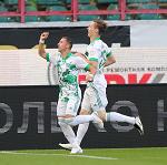 «Ахмат» обыграл «Локомотив» и одержал третью победу подряд