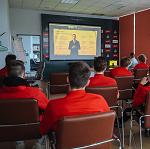 РПЛ провела семинар по финансовой грамотности для молодых футболистов