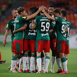 «Локомотив» обыграл «Урал» в заключительном матче сезона