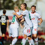 Результаты 9-го тура М-Лиги: «Крылья Советов» прервали победную серию ЦСКА, «Локомотив»выиграл у«Ахмата»