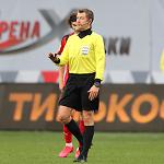 Алексей Матюнин рассудит «Локомотив» и «Сочи»