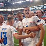 Сборная Чехии прошла Нидерланды в 1/8 финала Евро-2020, Промес провёл 33 минуты, Крал – 5