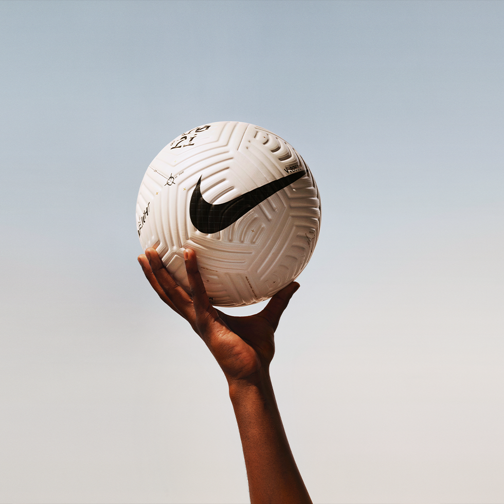 Nike презентовал мяч Nike Flight