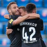 ЦСКА обыграл «Оренбург» и одержал третью победу подряд