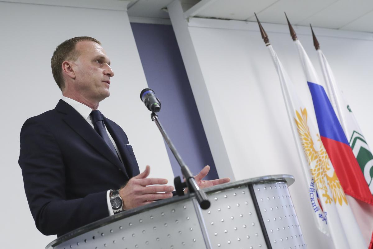 Андрей Соколов переизбран президентом ПФЛ