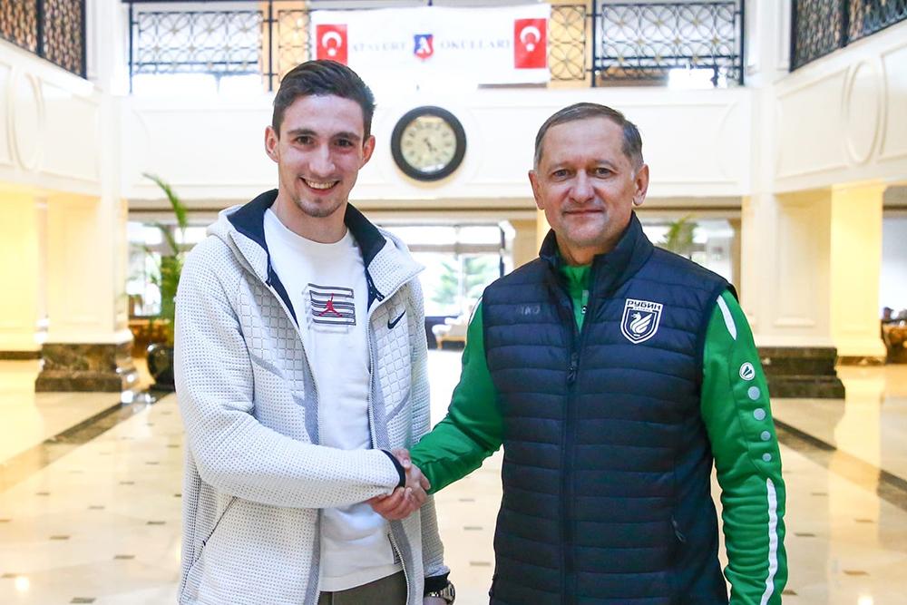 Солтмурад Бакаев стал игроком «Рубина»