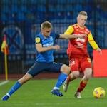 «Арсенал» сыграл вничью с «Ротором» в первом матче под руководством Дмитрия Парфёнова