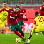 «Локомотив» в меньшинстве одержал победу над «Арсеналом»