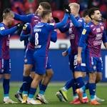 События 15-го тура: ЦСКА шестой раз выиграл первый круг, «Ахмат» и «Зенит» продлили ничейную серию