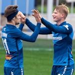 Результаты 11-го тура Молодёжной лиги: «Краснодар» обыграл  «Спартак» и вышел в лидеры группы A, «Зенит» одержал 10-ю победу подряд