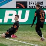 «Урал» победил «Сочи» благодаря голу Алексея Евсеева