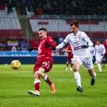 «Рубин» обыграл ЦСКА с минимальным счётом