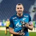 «Зенит» получил награду Liga Fair Play по итогам октября