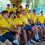 РПЛ и РФС провели лекцию о значимости образования для молодых футболистов