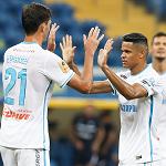 «Зенит» выиграл у «Ростова», Ерохин и Азмун забили во втором туре подряд